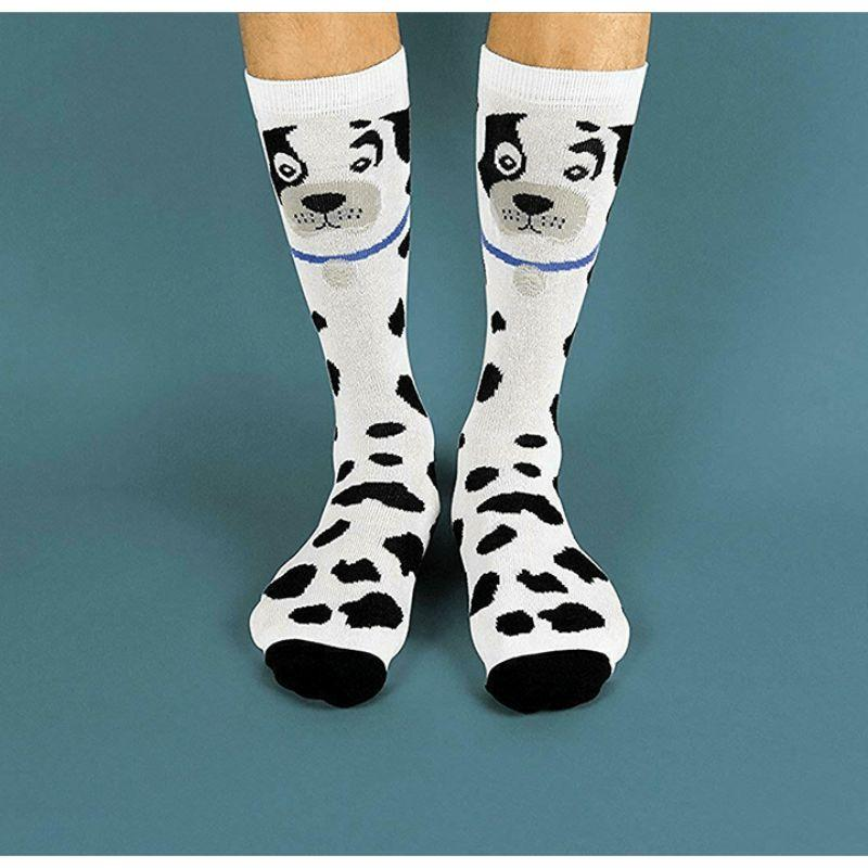 Daily Steals-Sockimals Women's Animal Face Socks with Gift Boxes - 3 Pack-Women's Accessories-