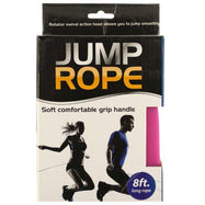Soft Grip 8ft Workout Jump Rope - 2 Pack-