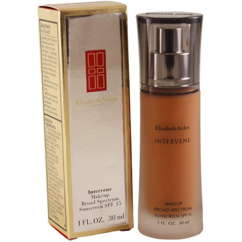Elizabeth Arden Intervene Makeup SPF 15 - 1oz/30ml-Soft Sunbeige- 03-Daily Steals