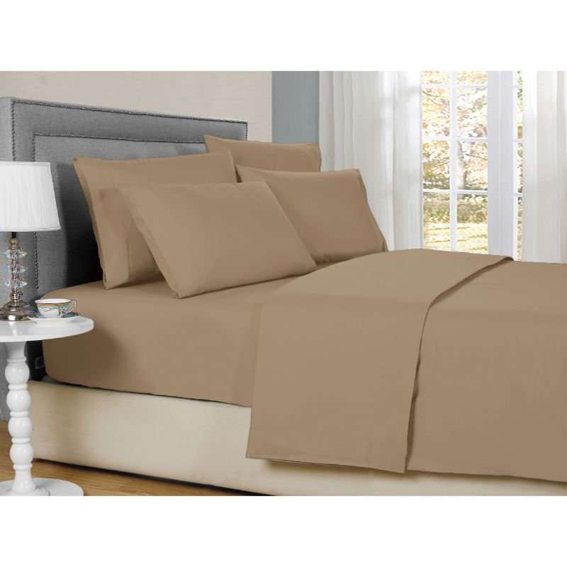 Bamboo 6-Piece 1800 Count Extra Soft Luxury Sheet Set-Daily Steals