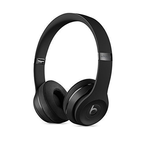 Daily Steals-Beats by Dr. Dre Beats Solo3 Wireless Bluetooth On-Ear Headphones-Headphones-Black-
