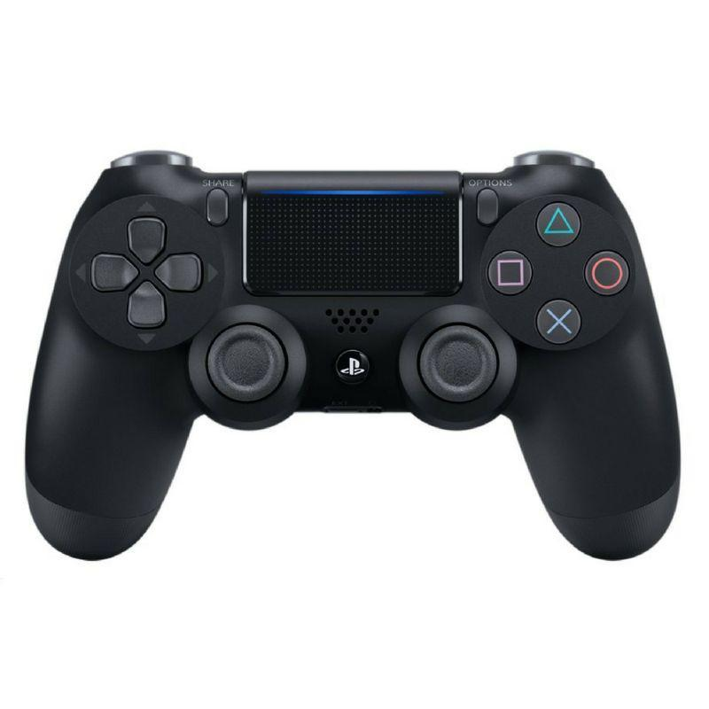 Sony Playstation 4 DualShock 4 Wireless Controller-Jet Black-