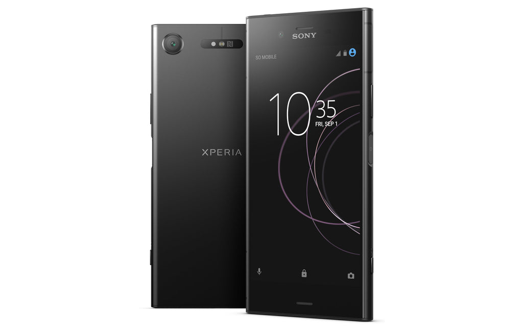 Daily Steals-Sony Xpera XZ1 G8432 64GB Unlocked GSM Android Phone w/ 19MP Camera - Black-Cellphones-