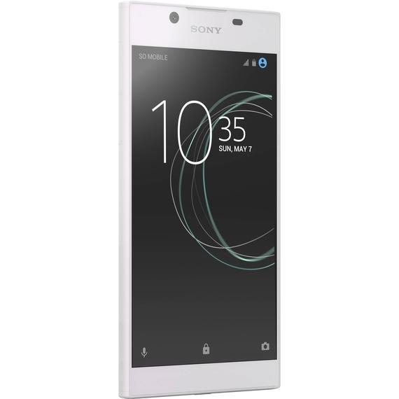 Daily Steals-Sony Xperia L1 G3313 16GB desbloqueado GSM Quad-Core Android Phone - Blanco-Celulares-