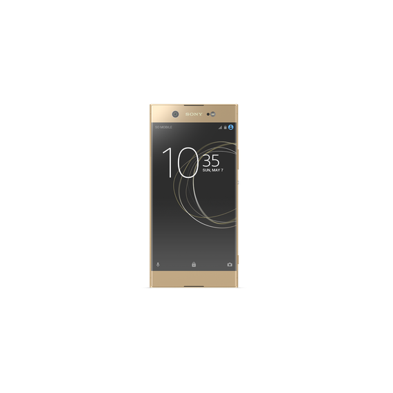 Daily Steals-Sony Xperia XA1 G3123 32GB Unlocked GSM LTE Octa-Core Phone w/ 23MP Camera - Gold-Cellphones-