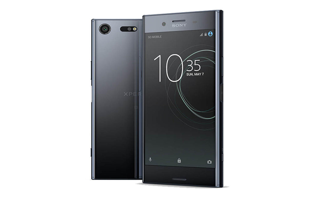 Daily Steals-Sony Xperia XZ Premium G8142 64GB Unlocked GSM Octa-Core Android Phone w/ 19MP Camera - Black-Cellphones-