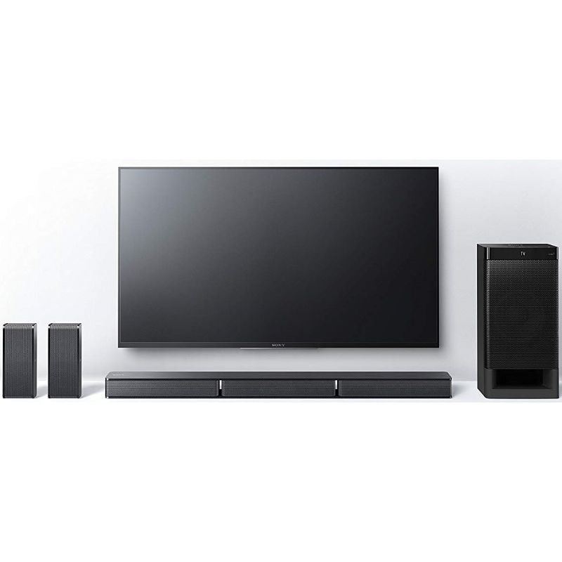Sony 5.1-Channel Wired Home Theater Sound Bar-Daily Steals