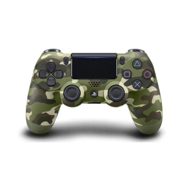 Sony Playstation 4 DualShock Wireless Controller - Green Camouflage-Daily Steals