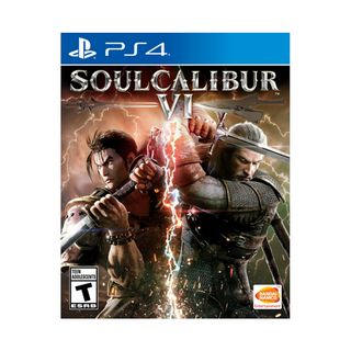 Daily Steals-Soul Calibur VI-VR and Video Games-Playstation 4-