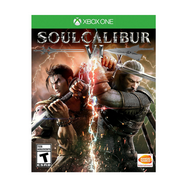 Soul Calibur VI-Xbox 1 - US Packaging-Daily Steals
