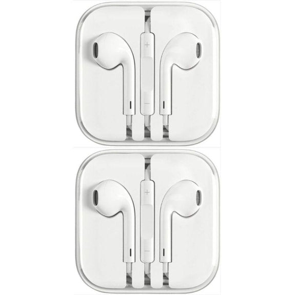 Apple Original Earpods Earphones-2-Pack-Daily Steals