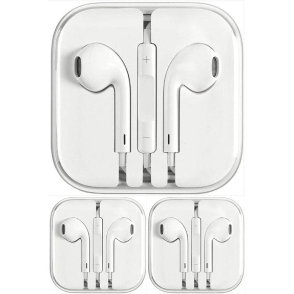 Apple Original Earpods Earphones-3-Pack-Daily Steals