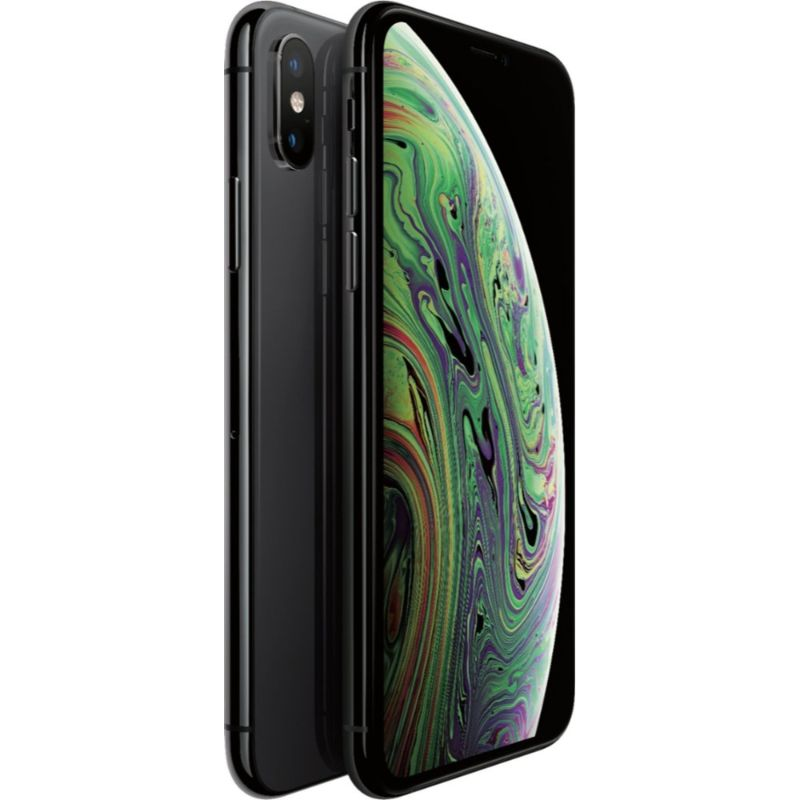 Apple iPhone XS Factory Unlocked Smartphone - 64GB-Space Gray-Daily Steals