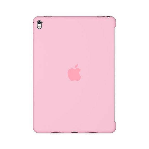 Étui en silicone Apple pour iPad de 9,7 po Pro-Light Pink-Daily Steals