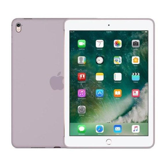 "Apple Silicone Case for 9.7"" iPad Pro-Lavender-Daily Steals"