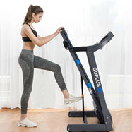 2.25HP Folding Treadmill Electric Motorized Power Fitness Machine-Daily Steals