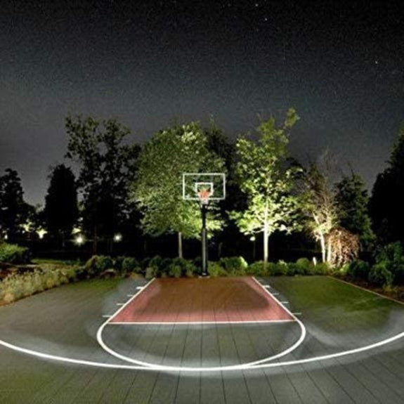 Spalding Basketball Court Marking Kit - Glow in The Dark Bundle-