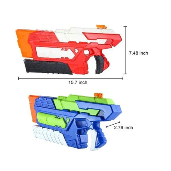 SPRITZ 2 in 1 Hydro Enforcer High Capacity Super Soaker Toy-