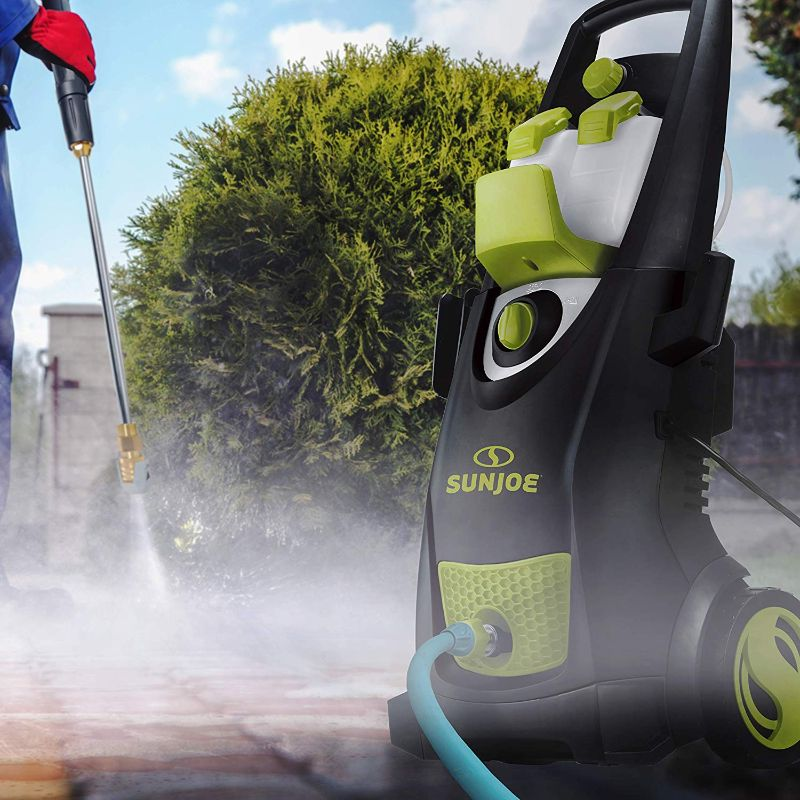 Sun Joe 2,800 PSI High-Performance Brushless Pressure Washer-Daily Steals