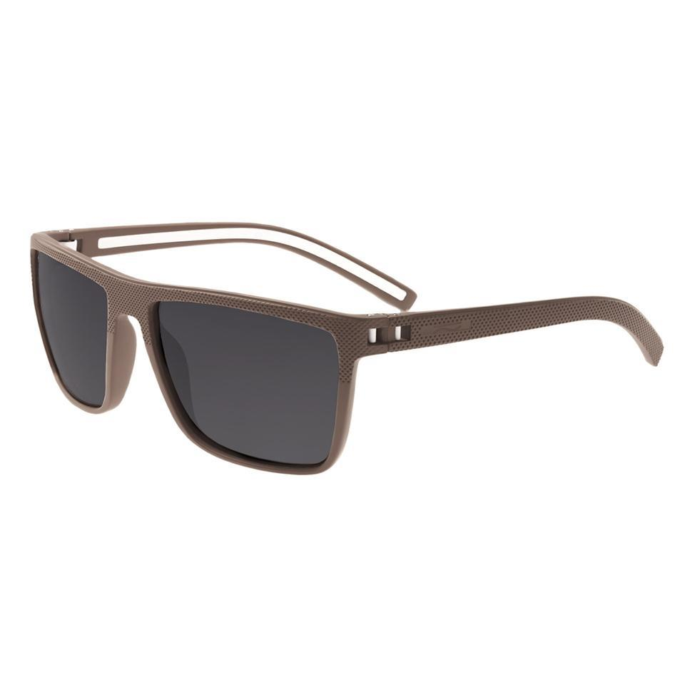 Simplify Dumont Polarized Sunglasses-Beige/Black-Daily Steals