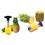 Stainless Steel Perfect Pineapple Corer-