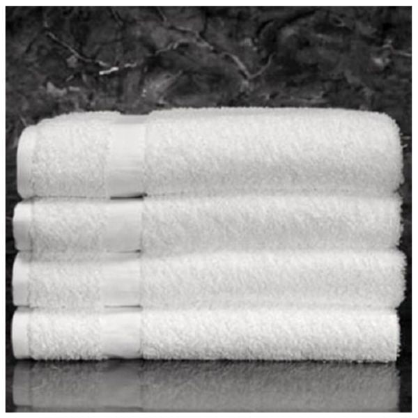 Standard White Hand Towels-Daily Steals