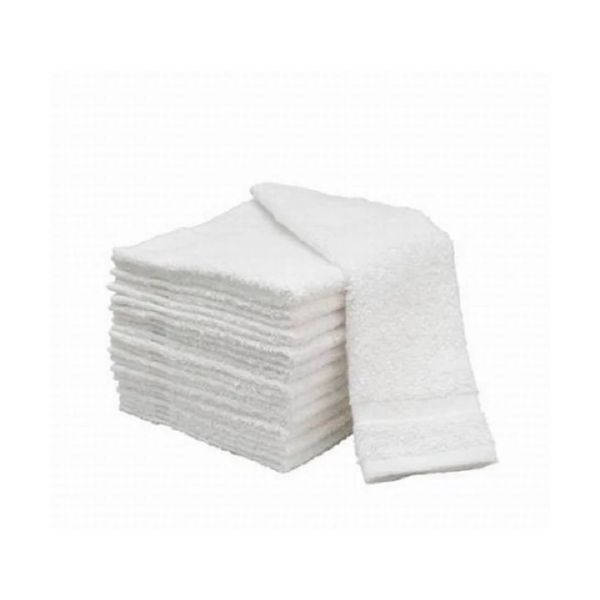 Standard White Hand Towels-Pack of 24-Daily Steals