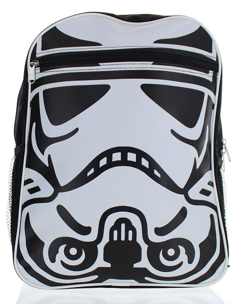 Star Wars 15 Inch Backpack - Imperial Stormtrooper or Kylo Ren-Stormtrooper-