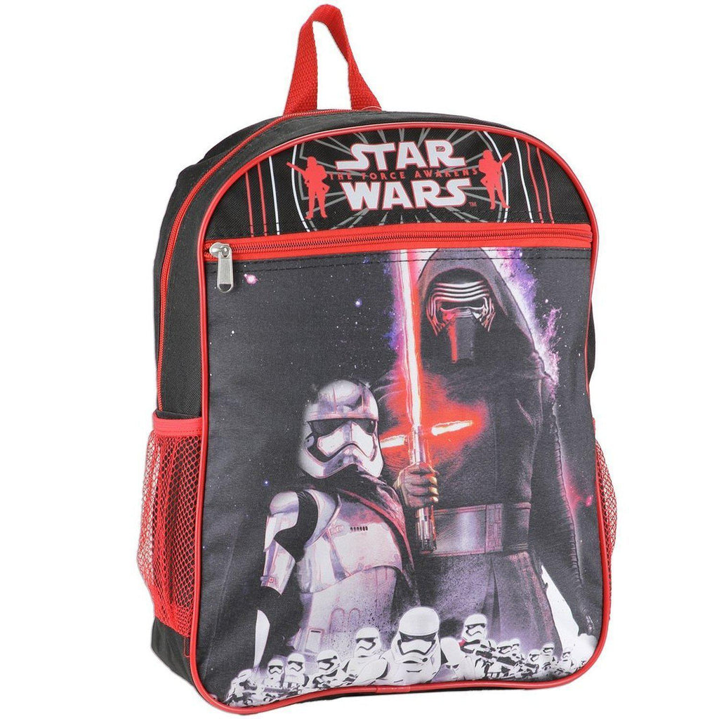 Star Wars 15 Inch Backpack - Imperial Stormtrooper or Kylo Ren-Kylo Ren-