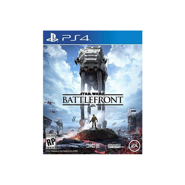 Daily Steals-Star Wars Battlefront - PlayStation 4-VR and Video Games-