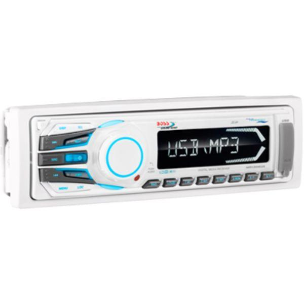 Daily Steals-Stereo Receiver, AM / FM / MP3, Bluetooth de Boss Audio-Marine-