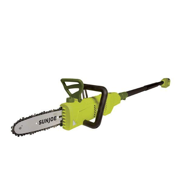 Daily Steals-Sun Joe Electric Convertible Pole Chain Saw | 8 inch | 6.0 Amp-Outdoors and Tactical-