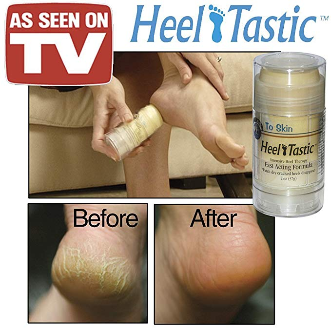 Daily Steals-HeelTastic Intensive Heel Therapy, Foot Care-Health and Beauty-
