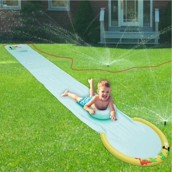 Daily Steals-Super Giant Water Slip and Slide-Outdoors and Tactical-