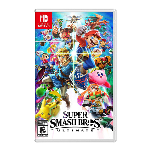 Daily Steals-Super Smash Bros. Ultimate - Nintendo Switch - Pre-Order-Digital Products-