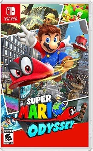 Supero Mario Odyssey And Super Mario Party Bundle Nintendo Switch