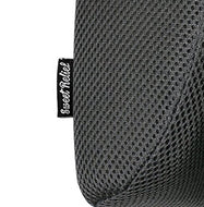 Sweet Relief Memory Foam Lumbar Pillow with Mesh Back Support-Daily Steals