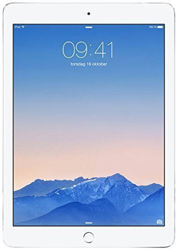 update alt-text with template Daily Steals-Apple iPad Air 2 Tablet with Wi-Fi – 64GB (Silver)-Tablets-