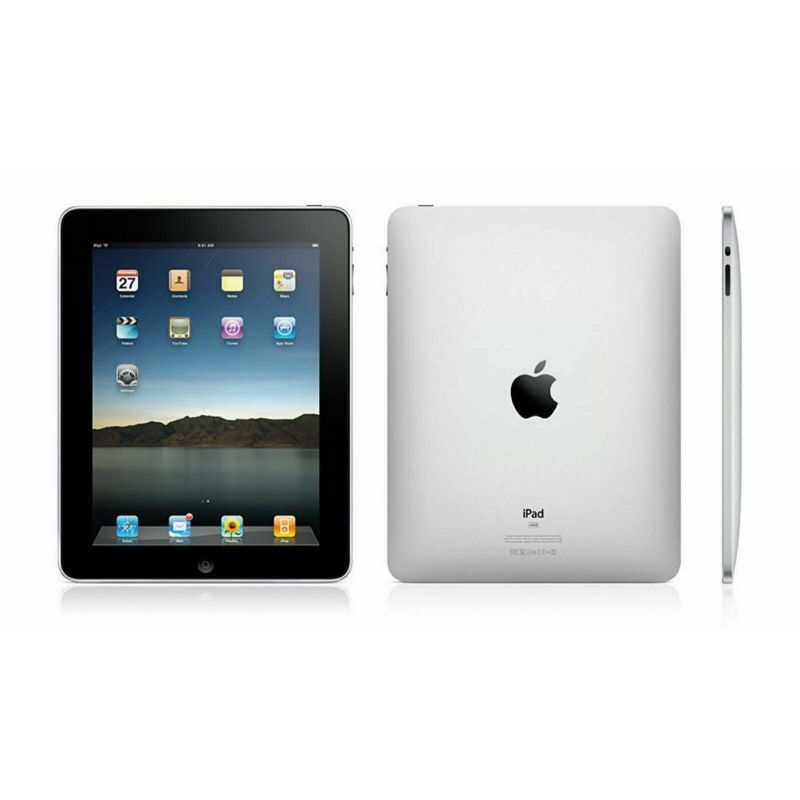 Apple iPad 9.7-Inch Tablet - Wi-Fi (1st Generation)