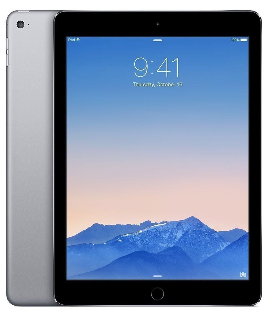 Daily Steals-Apple iPad Air 2 Tablet with Wi-Fi and FREE Case-Tablets-Silver-32GB-