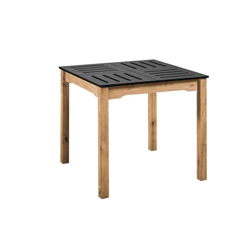 Daily Steals-Stillwell Square Dining Table-Home and Office Essentials-Black-