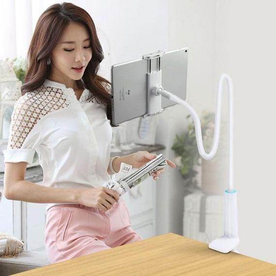 Hands-Free 360 Degree Adjustable Tablet Holder-Daily Steals
