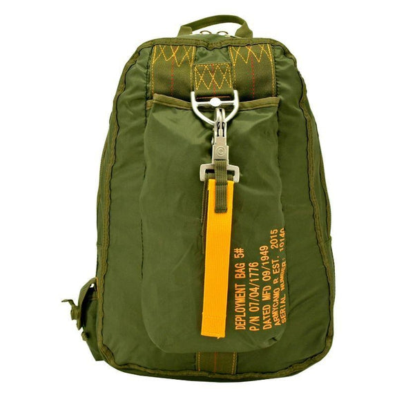 Tactical Parachute Backpack-Olive-Daily Steals