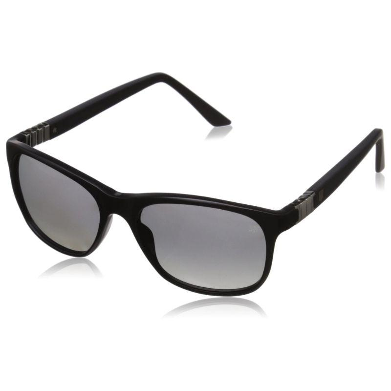 TAG Heuer 9385 104 Legend Acetate Matt Black Grey Gradient Sunglasses-Daily Steals