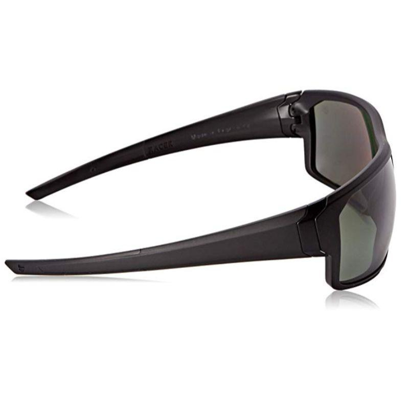 TAG Heuer Racer2 9223 304 Rectangular Sunglasses, Black, 70 mm-Daily Steals