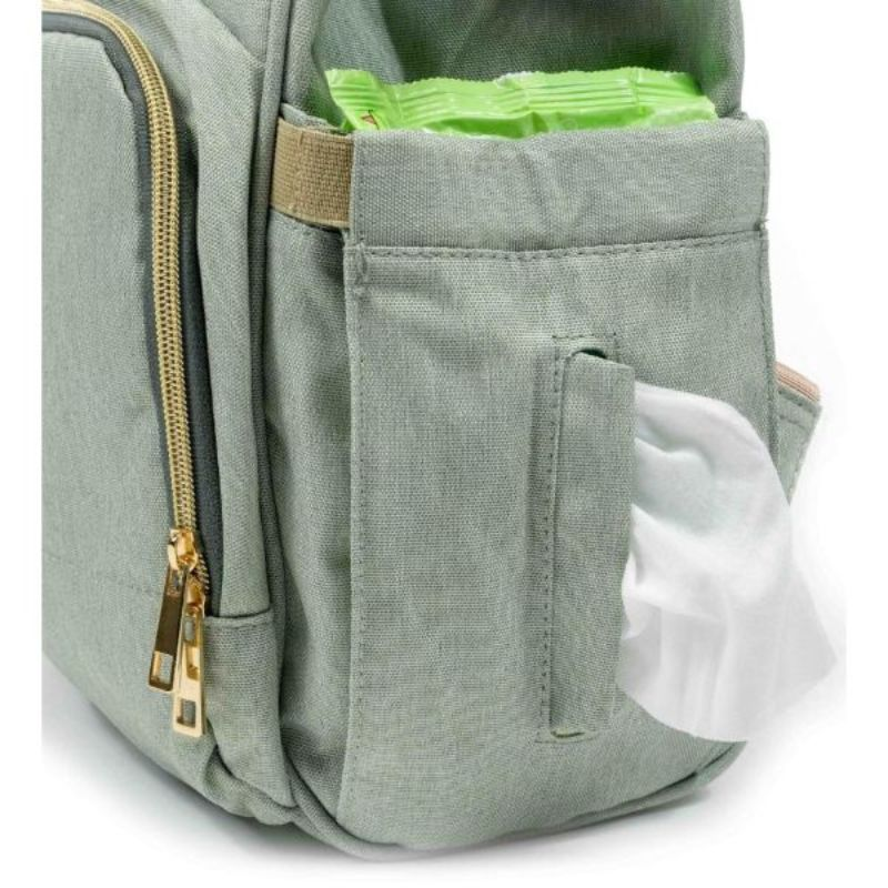 Diaper Bag Backpack- 9 Colors