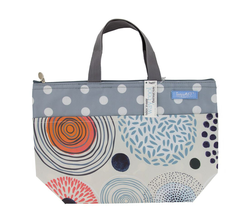 Daily Steals-TempaMATE - Insulated Thermal Tote Bag-Accessories-Grey-