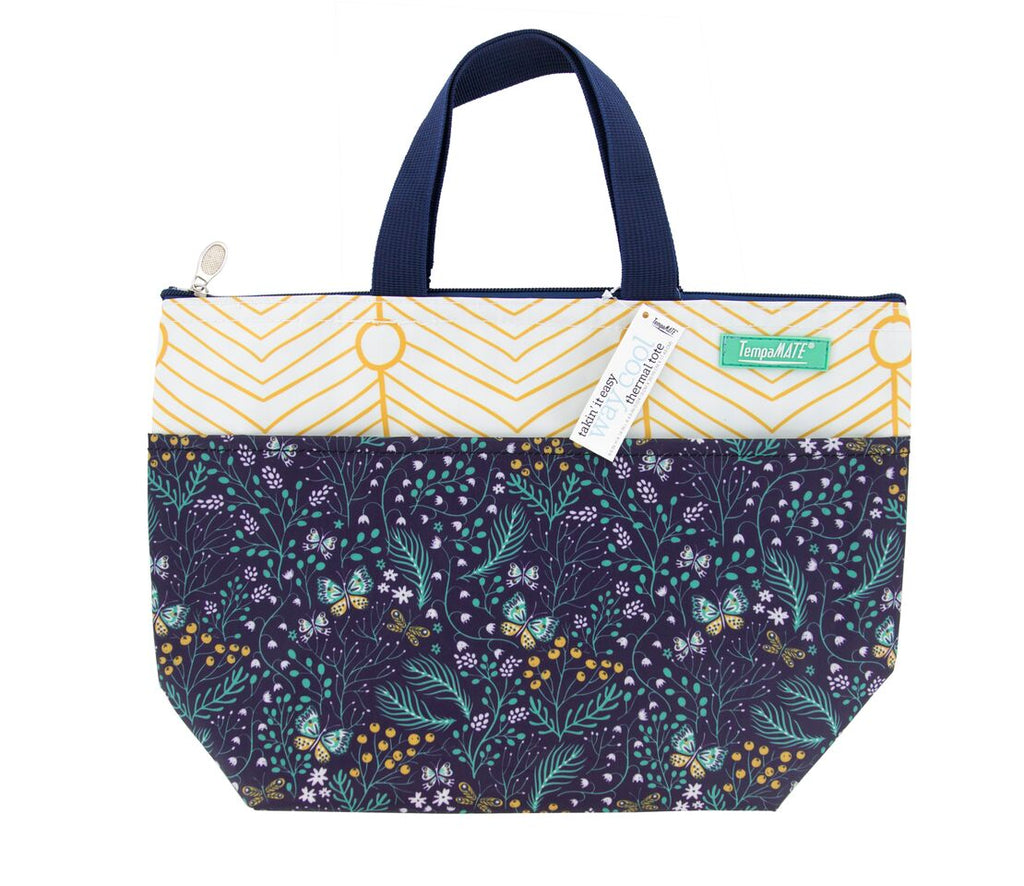 Daily Steals-TempaMATE - Insulated Thermal Tote Bag-Accessories-Navy-
