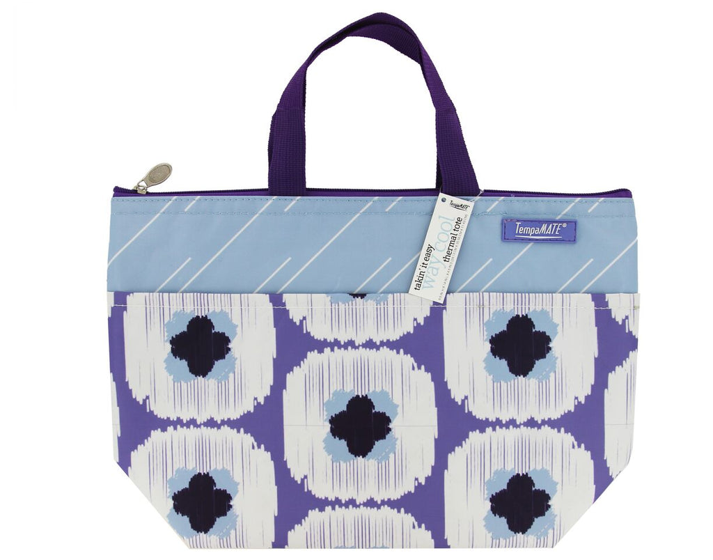 Daily Steals-TempaMATE - Insulated Thermal Tote Bag-Accessories-Purple-