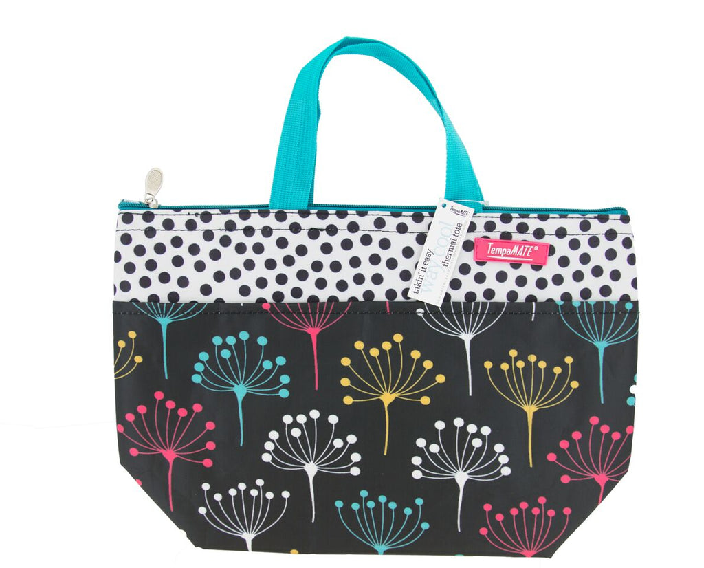 Daily Steals-TempaMATE - Insulated Thermal Tote Bag-Accessories-Teal-